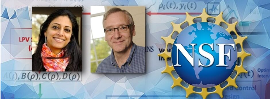 Sri Sarma and Raimond Winslow Earn NSF RAPID Award